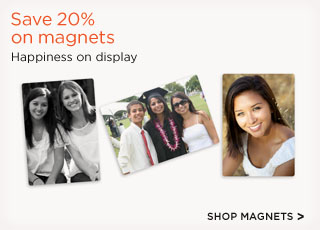 Save 20% on magnets