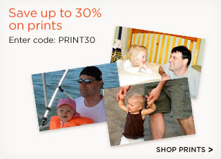 Save up to 30% on prints Enter code: PRINT30