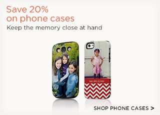 Save 20% on phone cases - Shop phone cases