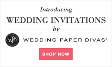 Introducing Wedding Invitations by Wedding Paper Divas