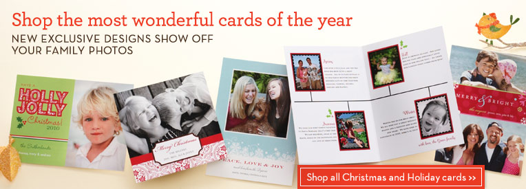 Shop the most wonderful cards of the year