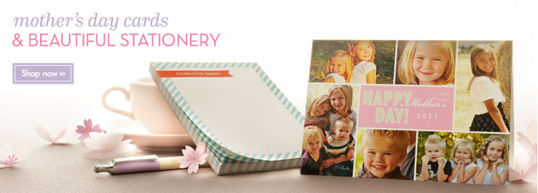 MOTHER'S DAY CARDS AND BEAUTIFUL STATIONERY