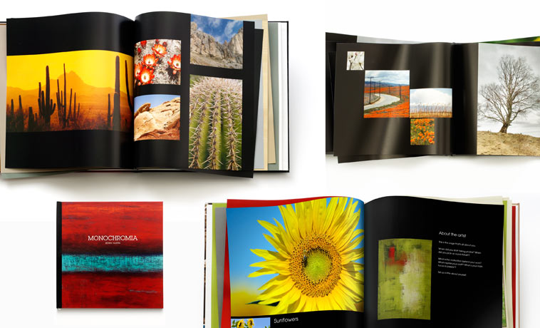 how to create a photo portfolio website