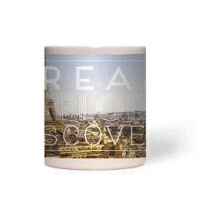 'Eiffel Tower Paris Cityscape' Mug created using a free image from the new Shutterfly Art Library 'Travel Photography & Landscapes' collection