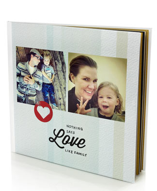 Keep your memories close - ENJOY A FREE 8x8 PHOTO BOOK*