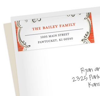 2 Days Only - Free set of address labels*