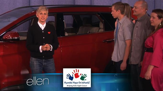 The Ellen DeGeneres Show Shutterfly - Ellen degeneres show car giveaway