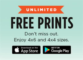 Unlimited free prints
