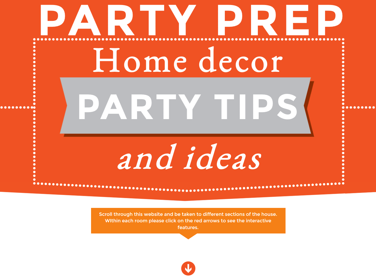 Decorating Ideas | Party Decorations | Shutterfly