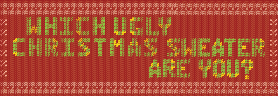 Which Ugly Christmas Sweater Are You? | Shutterfly
