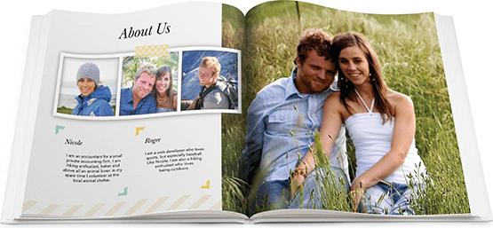 Adoption Portfolio Photo Book | Shutterfly