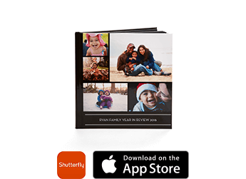 Shutterfly for iPhone and iPad