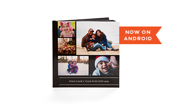 Shutterfly for iOS and Android