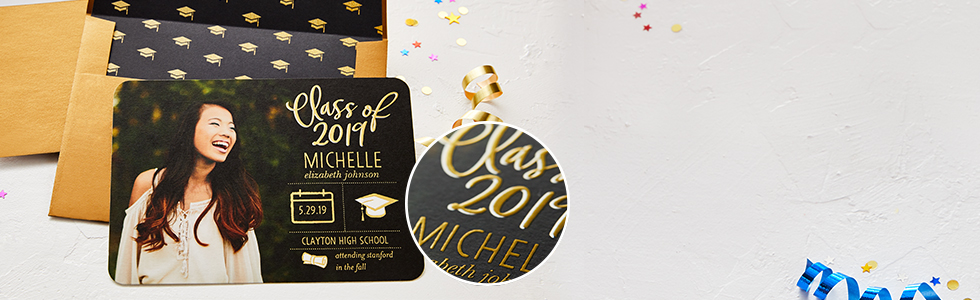Personalized Foil