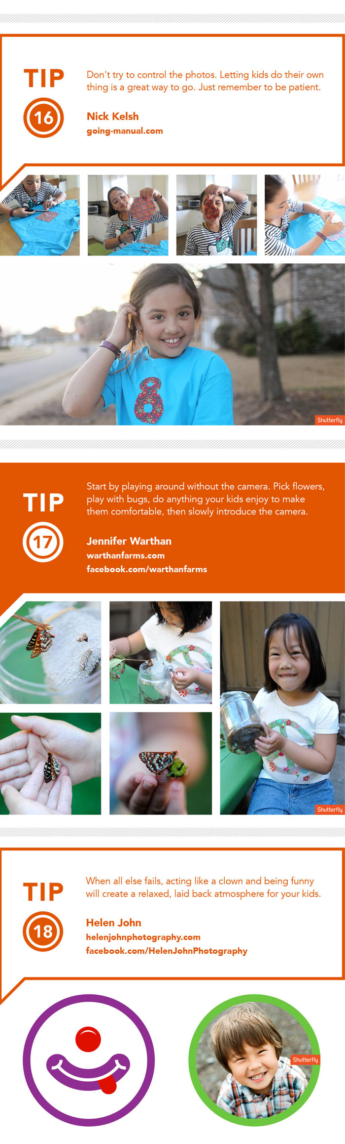 23 tips for kids photography kids photo infographic shutterfly