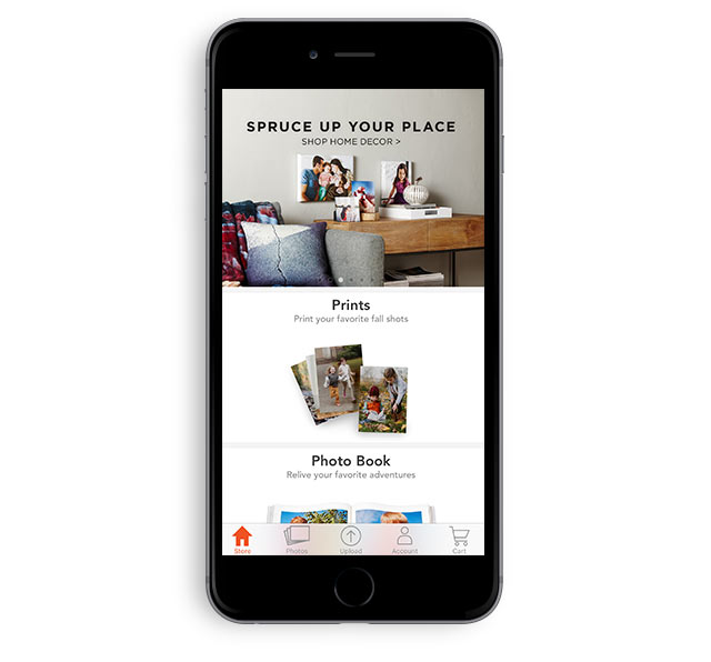 iPhone and iPad Photo App, Mobile Photo Sharing Applications ...