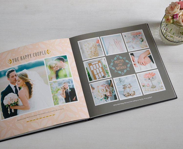 Create a photo book at Shutterfly to preserve your favorite digital memories in a beautiful, long-lasting way.