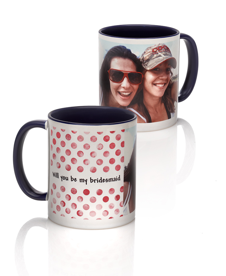 Custom mugs by Shutterfly. Create a personalized photo mug with your favorite photos to give it that special touch.