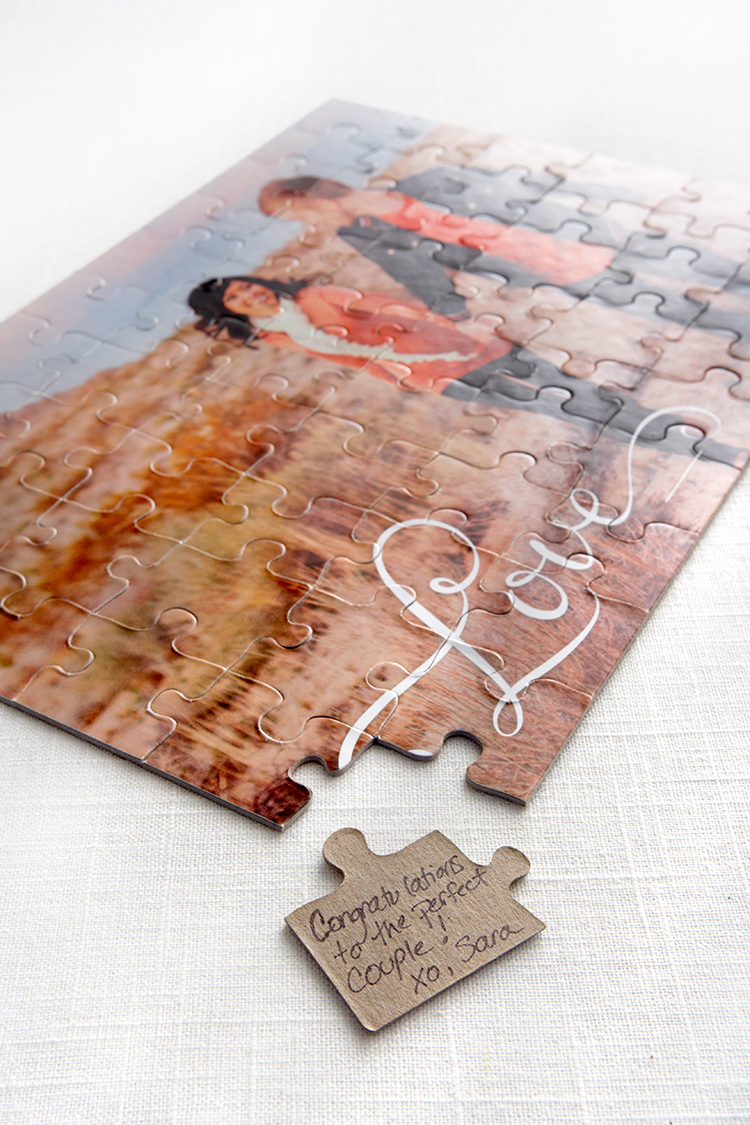 Shutterfly's photo puzzles let your loved ones enjoy a memory one piece at a time. Create a custom puzzle and make a fun, personalized gift.
