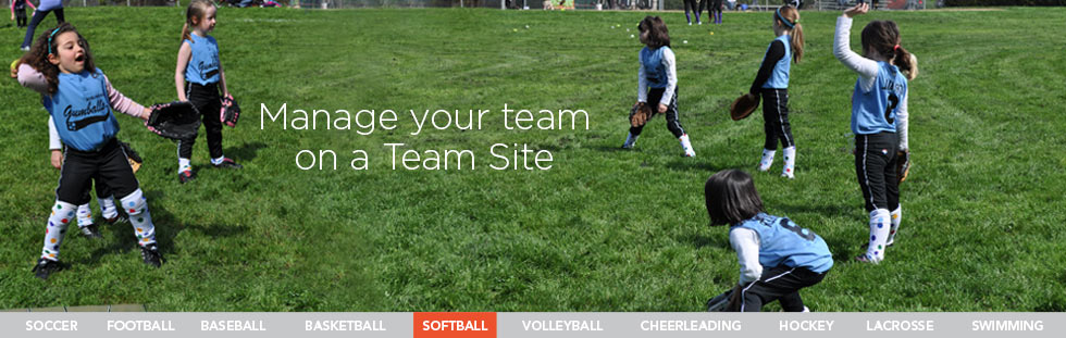 free sports team websites team management for youth sports
