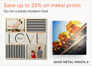 Shop Metal Prints