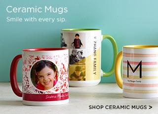 Shop Ceramic Mugs