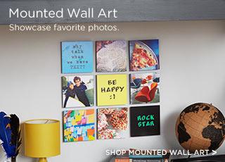 Shop Mounted Wall Art