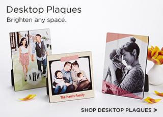 Shop Desktop Plaques >