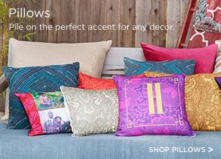 Shop Pillows >