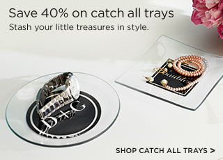 Save 40% on catch all trays