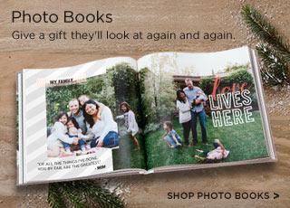 Shop Photo Books