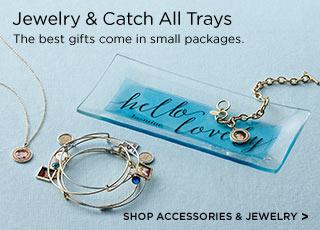 Jewelry & Catch All Trays