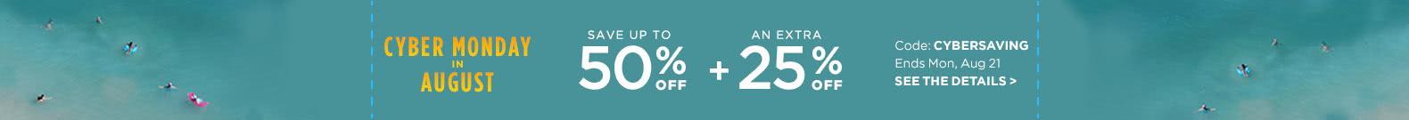 save 25%
