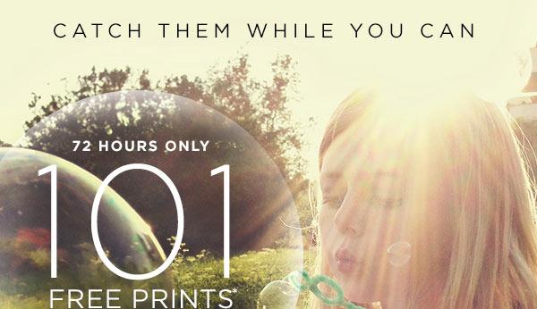 101 Free Prints*