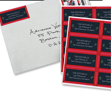 ENDS TONIGHT - free set of address labels** SHOP NOW