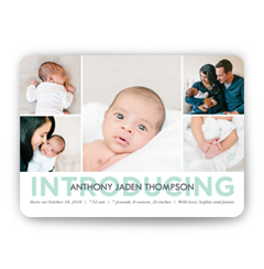 Greeting Cards Personalized Photo Stationery