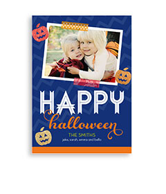 Greeting cards custom greeting cards shutterfly halloween cards m4hsunfo