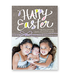 Easter Cards Seasonal Birthday Invitations