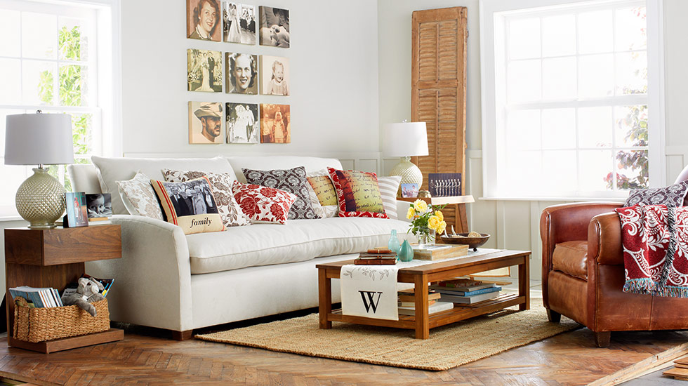Traditional Living Room Décor | Home Décor | Shutterfly