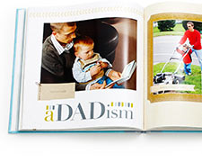Father's Day Photo Books