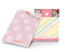 Stationery Notepads
