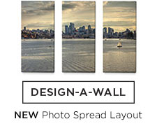 Photo Spread - Canvas Prints