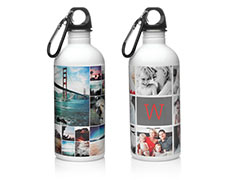 Photo Water Bottle