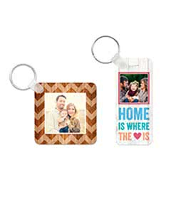 Personalized Keychains | Custom Key Rings | Shutterfly