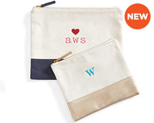 Canvas Pouches