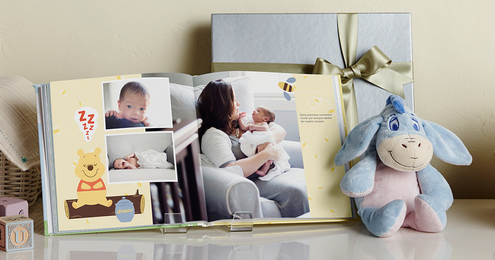 Spanish greeting cards custom spanish gifts shutterfly revive tus recuerdos thats mi vida shutterfly personalize your photo book with your most cherished memories con ees y acentos shop photo books negle Choice Image