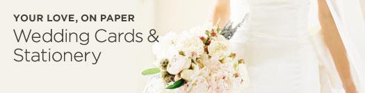 Wedding Cards & Stationery