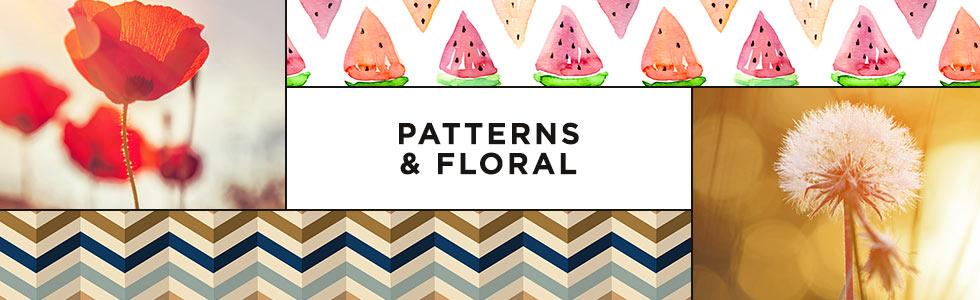 Patterns & Florals