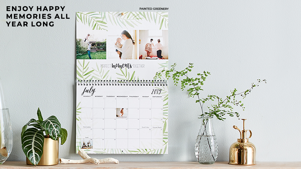 Personalized 2019 Photo Calendars | Shutterfly