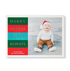 Ideas For Christmas Cards To Make.Photo Cards Personalized Greeting Cards Shutterfly
